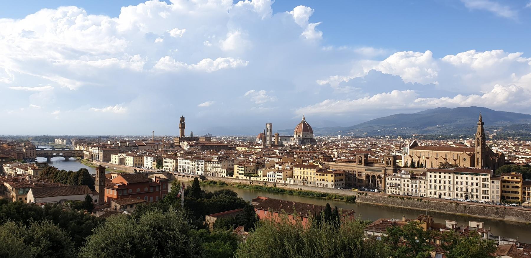 Vista Piazzale Michelangelo